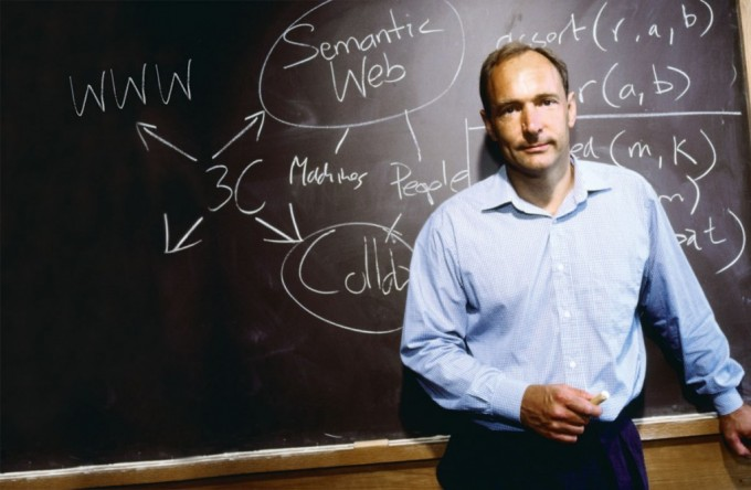 Tim Berners-Lee Semantic Web