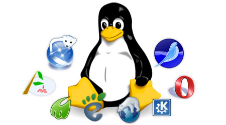 Linux Web Browser