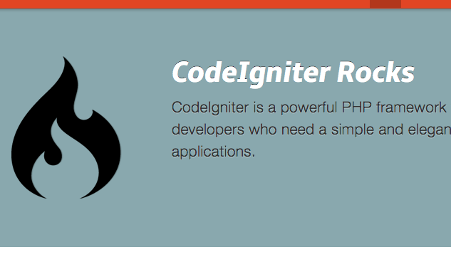 new codeigiter 3.0