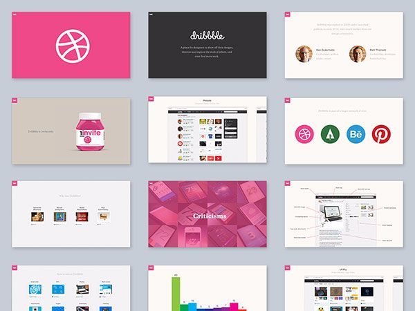 Introduction to Dribbble