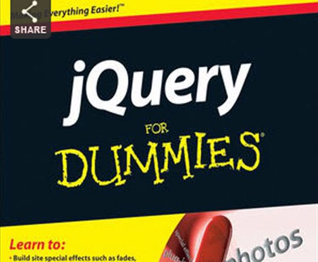 jQuery eBook for Dummies