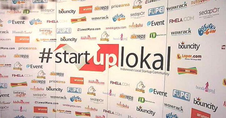 startup indonesia local