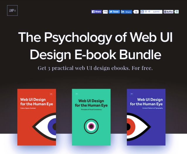 The Psychology of Web UI Design