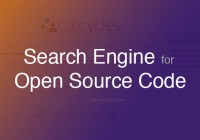 search engine open source code co.cycles