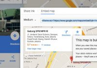 google maps embed code