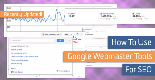 google webmaster tools search console