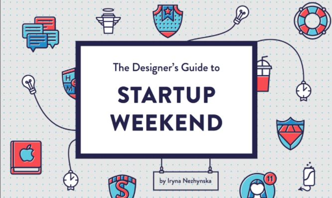 the designer guide to startup weekend