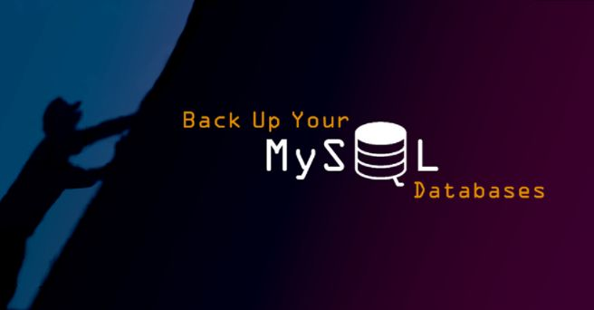 backup database mysql