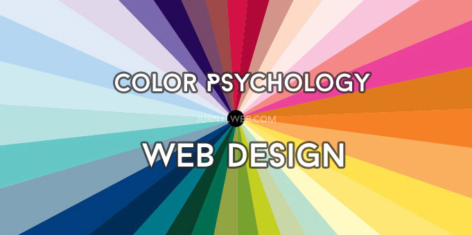 Psikologi Warna Web Design