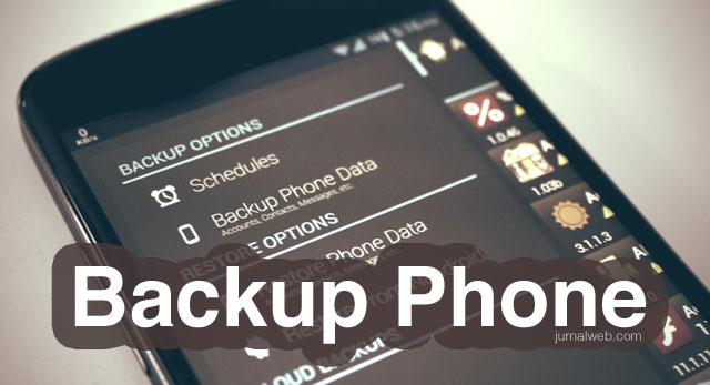 backup data android & iphone