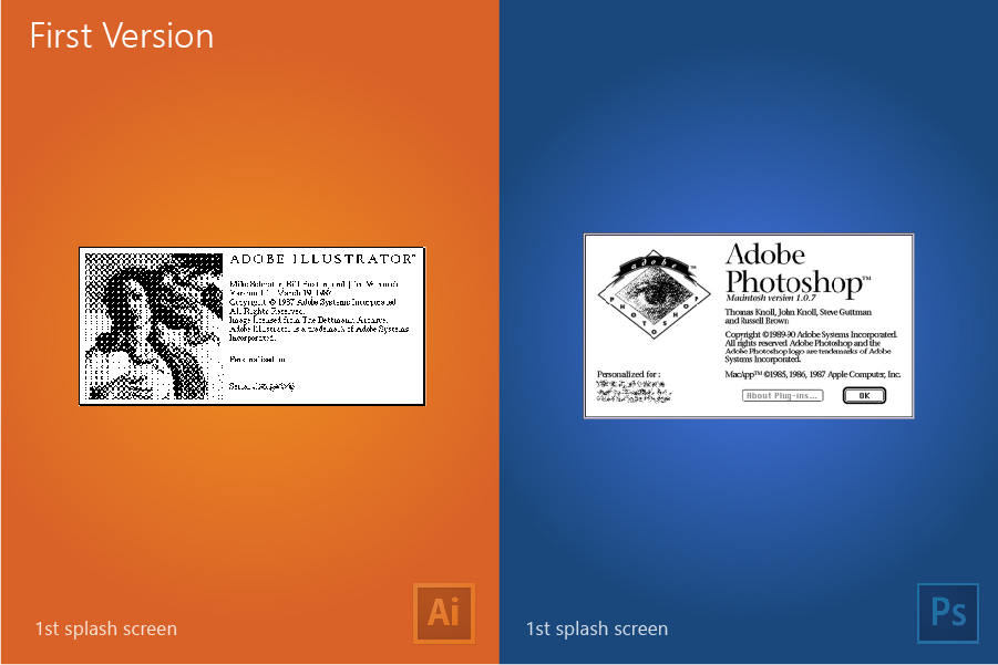 perbedaan illustrator vs photoshop