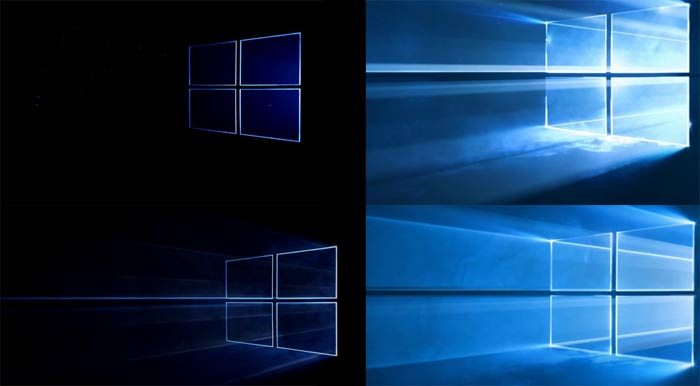 Wallpaper Windows 10