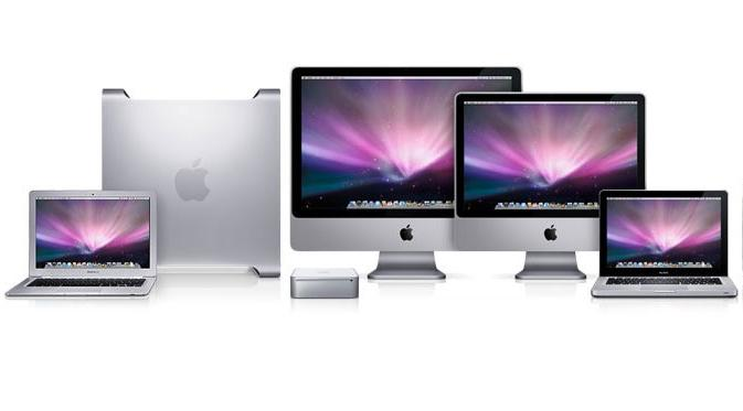 apple mac devices