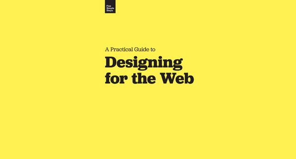 ebook designing for the web