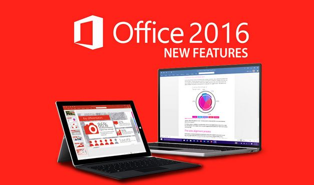 Microsft Office 2016