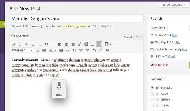 wordpress-suara