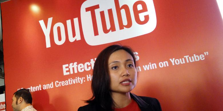Veronica Utami, Head of Marketing Google Indonesia