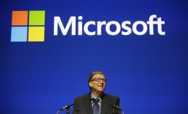 bill gates microsoft windows