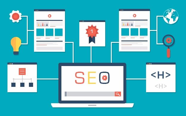 desian web seo friendly