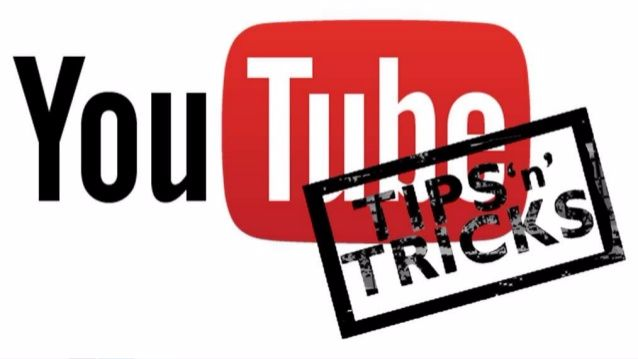 tips triks youtube