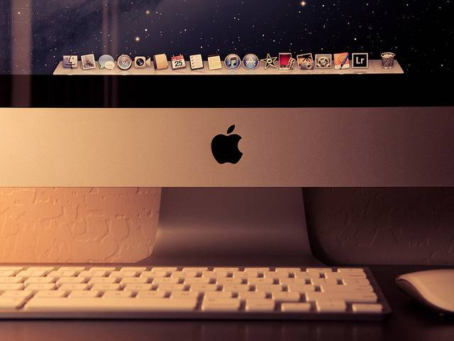 logo apple imac