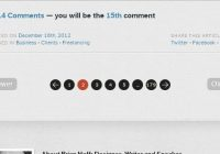 comment pagination
