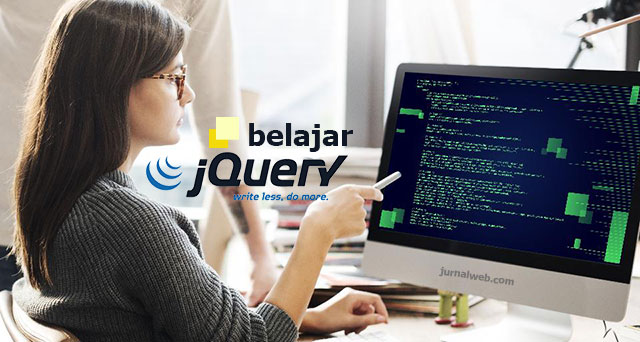 belajar jquery