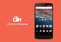 az screen recorder android