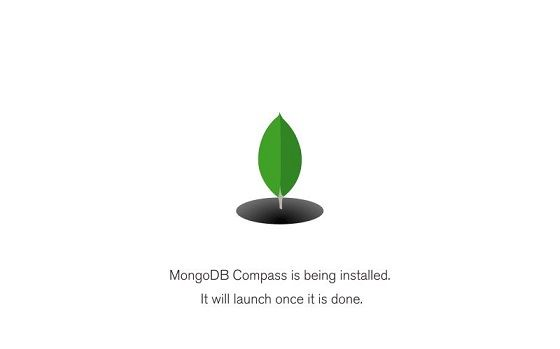 Install MongoDB 11 - Compass Installed